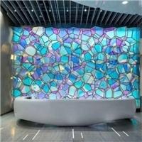 佛山玻联玻璃供应幻彩玻璃