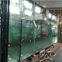 供应海南三亚橱窗钢化15.19mm