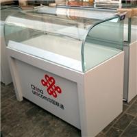热弯玻璃柜台,热弯柜台玻璃定做