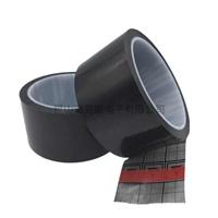 防靜電網格黑色透明膠帶36M防靜電膠帶廠家批發