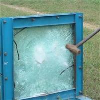 云南银行防弹防砸玻璃柜台专用厚度定制
