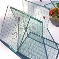 进口铁丝网玻璃供应