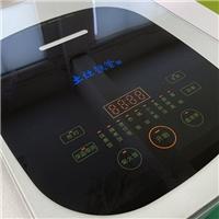 电磁炉专用面板高温玻璃喷绘设备