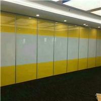 彩色夹胶玻璃隔断承接安装