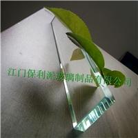 生产超白钢化玻璃 丝印钢化玻璃 电子灯饰玻璃面板