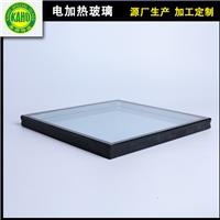 透明电加热玻璃