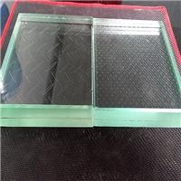 多层夹胶钢化防滑玻璃