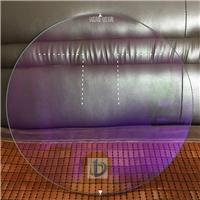 AR玻璃 雙面鍍增透膜鋼化玻璃2mm夾膠AR減反射玻璃