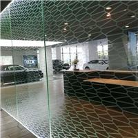 广东激光内雕发光玻璃 装饰发光玻璃