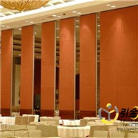 青岛酒店活动隔断 移动屏风85型
