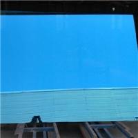 商丘华隆供应白玻海洋蓝镀膜玻璃出口