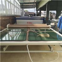 山东厂家出售夹胶炉玻璃夹胶炉   成品率高  华跃