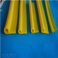 P型硅胶耐高温密封条