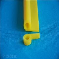 硅胶9字p型密封条 耐高温食品级烤箱硅胶条