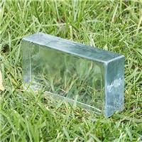 透明实心玻璃砖/广州卓越特种玻璃