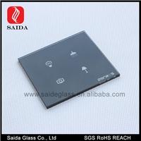 触摸屏钢化玻璃,电子电器玻璃,开关面板