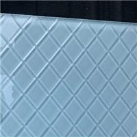 沈阳采购-5mm菱形压花玻璃