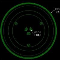 上海采购-微波炉高硼硅圆盘