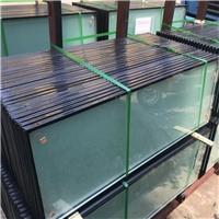 杭州吊挂汽车4S店中空钢化玻璃6+12A+6