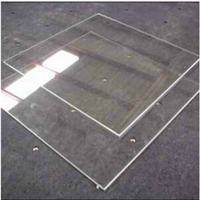 江门高硼硅玻璃厂家 耐热高硼硅玻璃