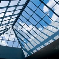 建筑工程玻璃 大尺寸钢化玻璃  建筑幕墙