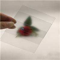 高端AG玻璃 超薄超白AG防眩防反光钢化玻璃