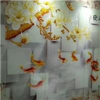 大型瓷砖玻璃背景3D印花机