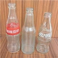 出口玻璃瓶厂家供应高白料玻璃饮料瓶