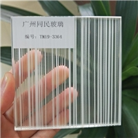 广州夹丝玻璃 夹绢玻璃 酒店装饰夹丝玻璃屏风隔断
