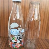 誉华出口玻璃瓶厂家直销玻璃奶瓶