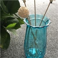 玻璃花瓶欧式简约水养植物玻璃花瓶客厅摆件鲜花花瓶