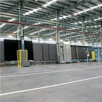有实力的企业才能买的起的中空玻璃生产线