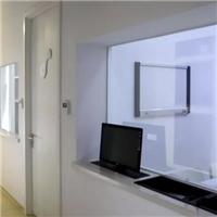 医院用单向透视玻璃 观摩室单向玻璃