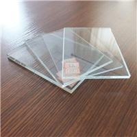 钻孔多空异形超白玻璃 优质超白玻璃 康宁超白
