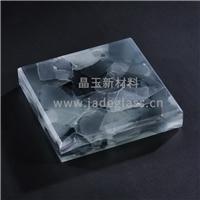 烟雨朦胧晶玉玉石玻璃