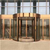 轉門生產廠家 承接自動旋轉門安裝工程