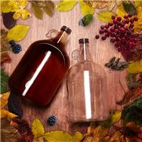 美國加州瓶紅酒瓶自釀容器泡酒瓶密封罐藥酒瓶