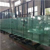 合肥市武汉市19mm钢化玻璃超白玻璃