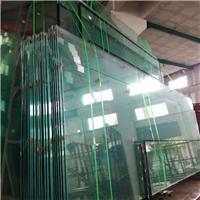 大板超白钢化特种玻璃15mm19mm价格