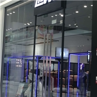 精品店面钢化玻璃供应15mm厚度
