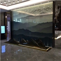 广州彩绘玻璃