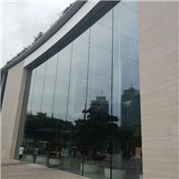 国内供应15mm超大板钢化玻璃