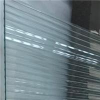 青岛采购-10mm金丝压花玻璃