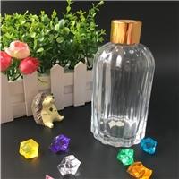 欧式罗马香薰玻璃瓶 塞口无火藤条香薰瓶