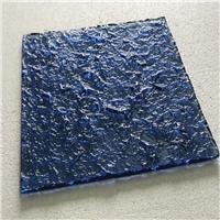 工艺热熔玻璃 肌理玻璃 热熔玻璃 压铸玻璃