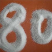 玻璃磨砂用白剛玉80目/80目玻璃用砂白剛玉