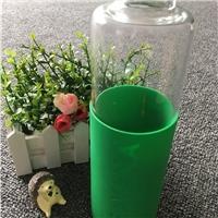 厂家定制硅胶套玻璃杯550ml玻璃水瓶