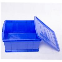 塑胶箱  575-250塑料周转箱   塑胶箱厂家