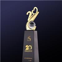 供应水晶奖杯企业活动,单位活动奖杯,纪念奖杯定制