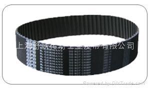 KKUSA橡膠同步帶加膠同步帶帶鋼絲帶